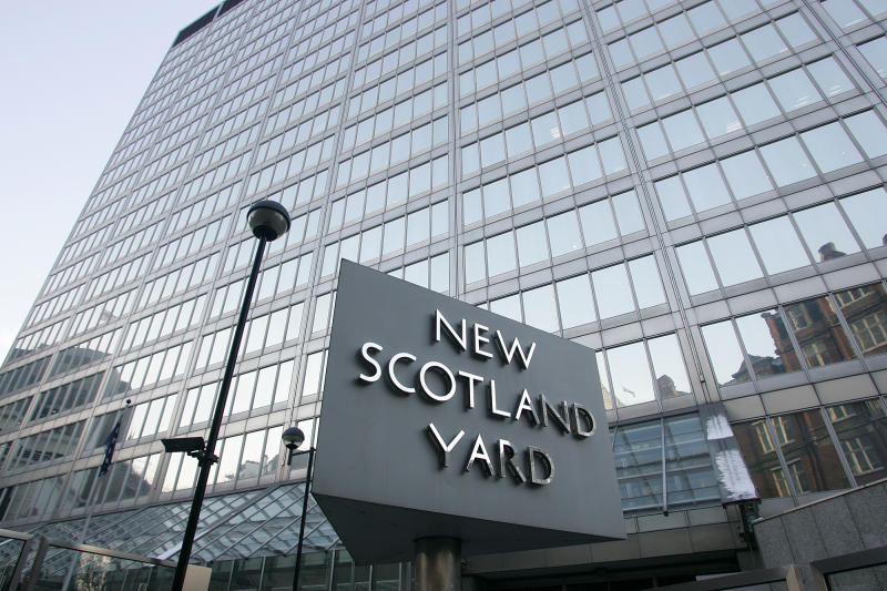 Police say they may move from New Scotland Yard