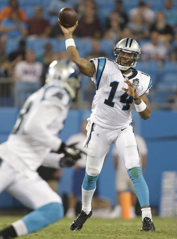 Roster spots on the line for Panthers and Steelers
