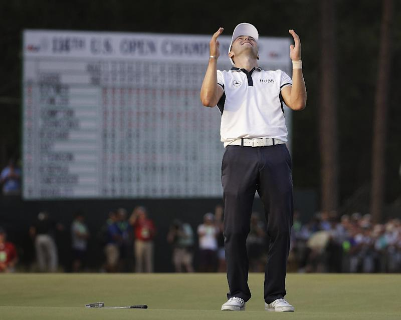 Kaymer's US Open success mostly ignored at home
