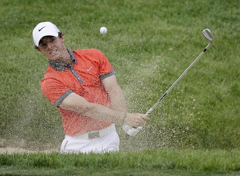 McIlroy keeps on rolling at Memorial