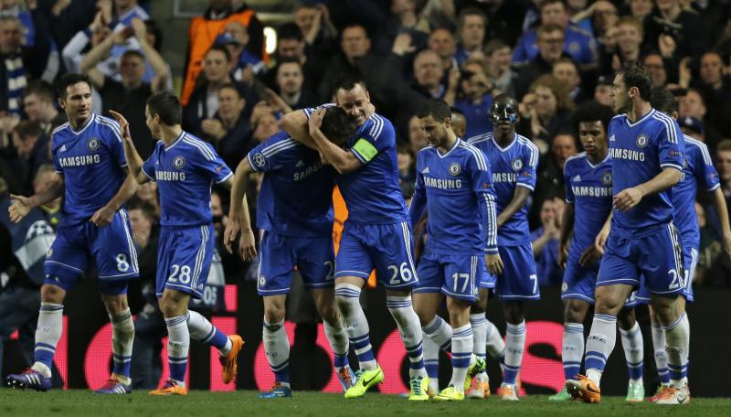 Chelsea, Real Madrid reach Champions QF