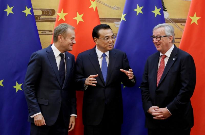 BEIJING: The 18th bilateral summit between the European Union and China