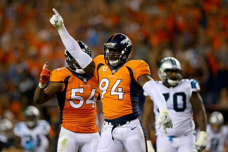 DeMarcus Ware announces retirement: 'I've chose to accept the unknown'