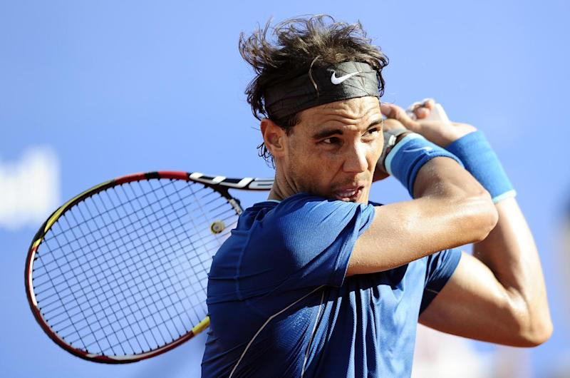 Nadal's struggles continue with Barcelona loss