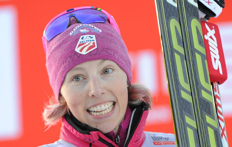 Randall wins 2nd straight World Cup sprint