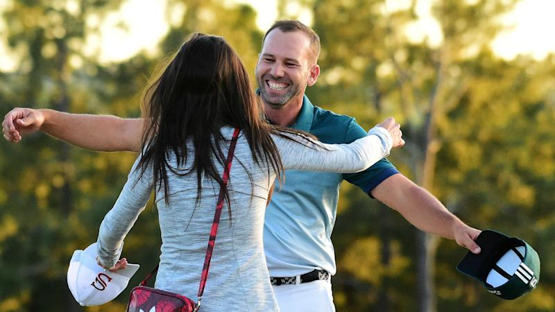 Sergio Garcia will enjoy Masters week 'for rest of my life'