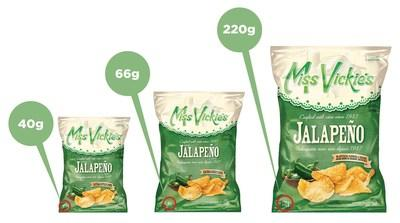 Miss Vickie's jalapeno chips contaminated with Salmonella
