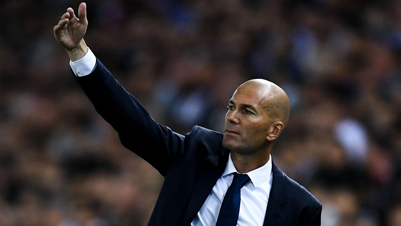 Pressure may be beginning to build on Zinedine Zidane but he remains unafraid of the sack at Real Madrid.
