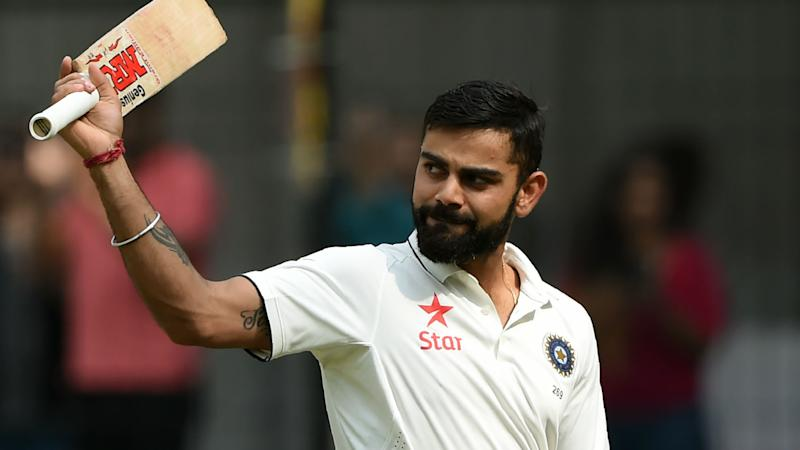 Virat kohli leads india recovery after england take two early wickets