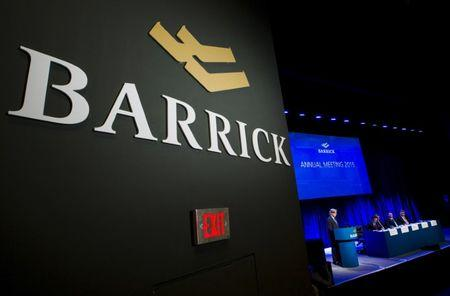Barrick shares hammered after slashing production guidance
