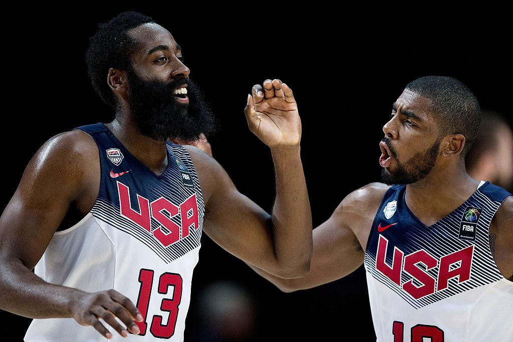 What might the U.S. men's basketball roster look like in Tokyo in 2020?