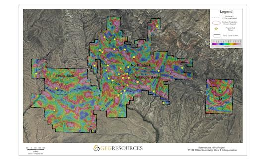 GFG Resources Completes 2016 Exploration Program at Rattlesnake Hills Gold Project, Wyoming