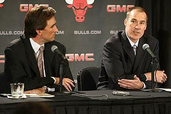 Sources: Bulls VP Paxson shoved Del Negro