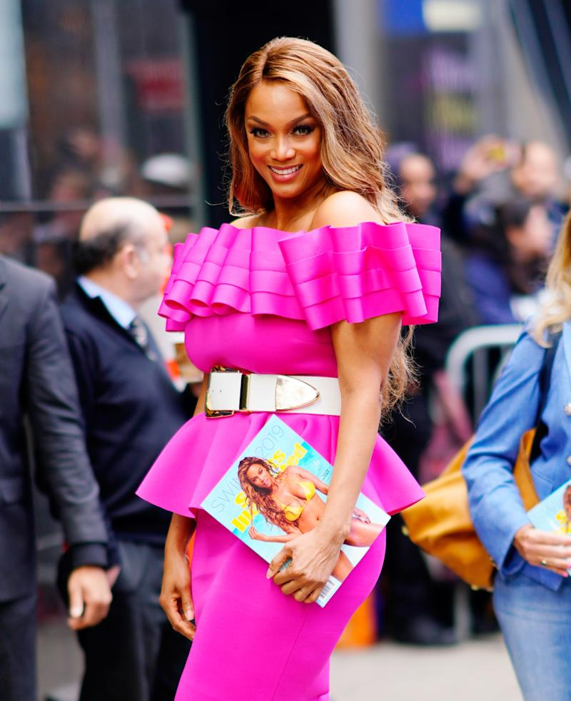 Tyra Banks Has Become A Celebrity House Flipper