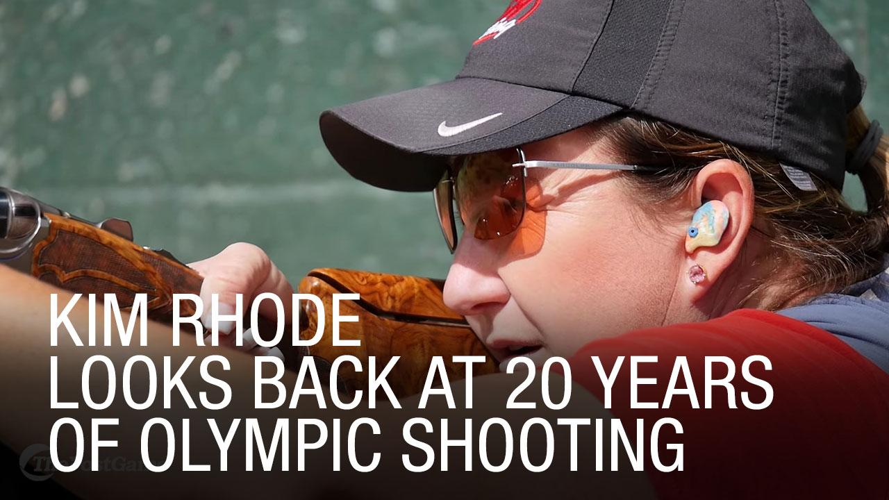 ThePostGame met up with multi-time skeet shooting Olympic medalist Kim Rhode to learn about her storied career and take a shot at her sport.