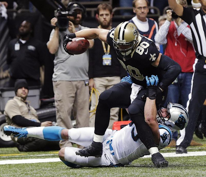 Panthers return to work energized, motivated