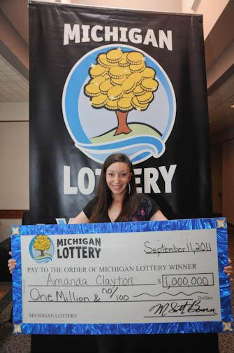 Mich. slow to crack down on big lottery winners
