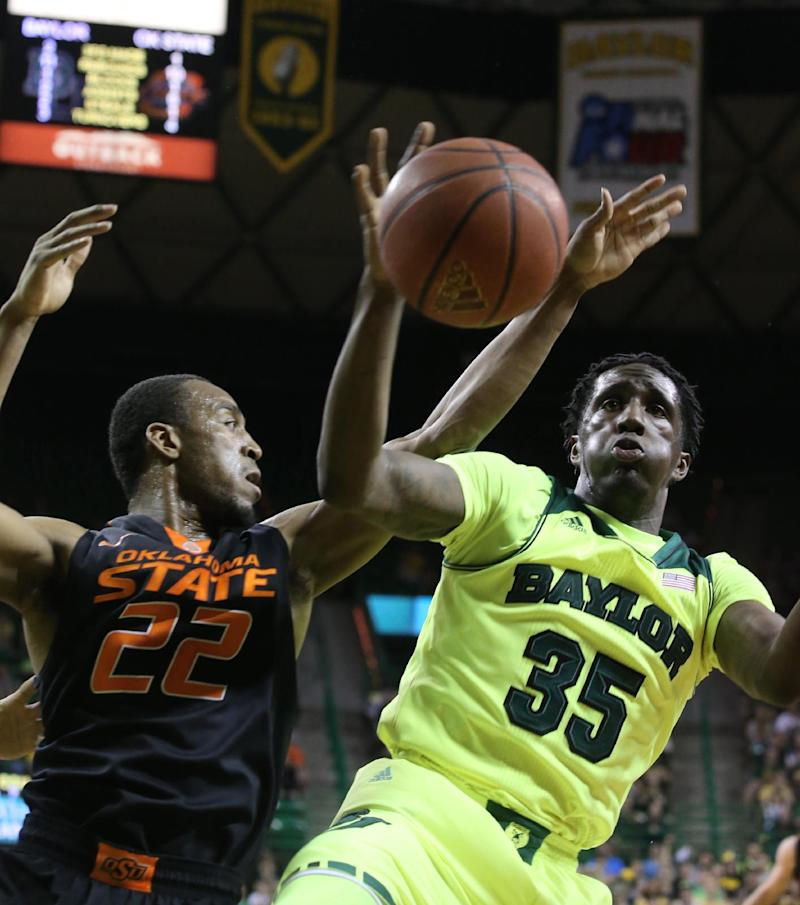 Baylor hands Smart-less Oklahoma St another loss
