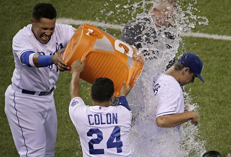 Vargas tosses 3-hitter as Royals beat A's 3-0