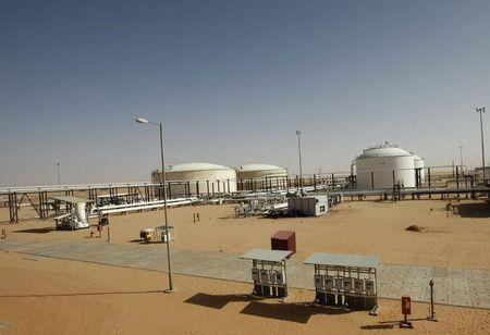 Pipeline from Libya's Sharara and El Feel oil fields reopens - spokesman