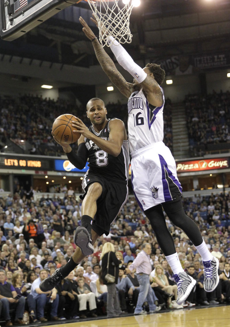 Spurs beat Kings 99-79 for 12th straight win