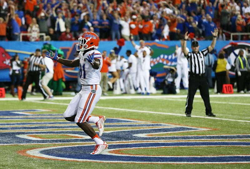 Florida's Callaway cleared to play in opener vs UMass