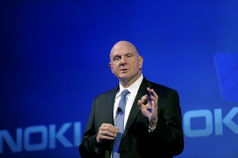 Microsoft makes bet with $7.2B Nokia phone deal