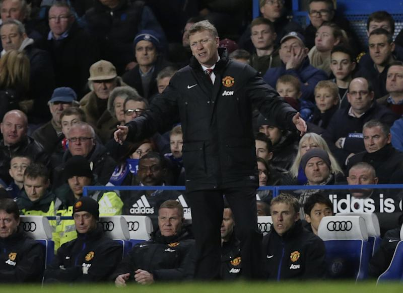Crisis or blip? Manager calm as Man United falters