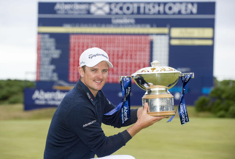 2 down, 1 to go as Rose eyes 1st British Open win