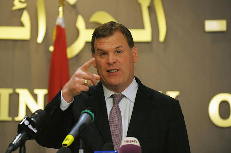 Canadian foreign minister speaks out over fraud