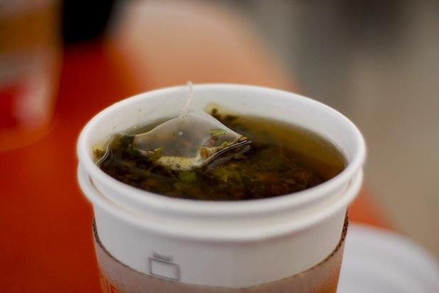 """<div class=""""caption-credit""""> Photo by: Credit: Flickr/Helgas Lobster Stew</div><div class=""""caption-title"""">Apple Juice Orange Blossom</div>This combination of Tazo Orange Blossom Tea steeped in steamed apple juice (with no water), is what one anonymous The Daily Meal commenter calls """"a perfect tasty tea alternative for us non-coffee drinkers."""" <br>"""