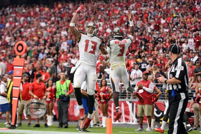 Bucs come from behind to beat 49ers as Jacquizz Rodgers shines