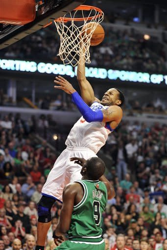 Watson has 20 points, leads Bulls over 76ers 89-80