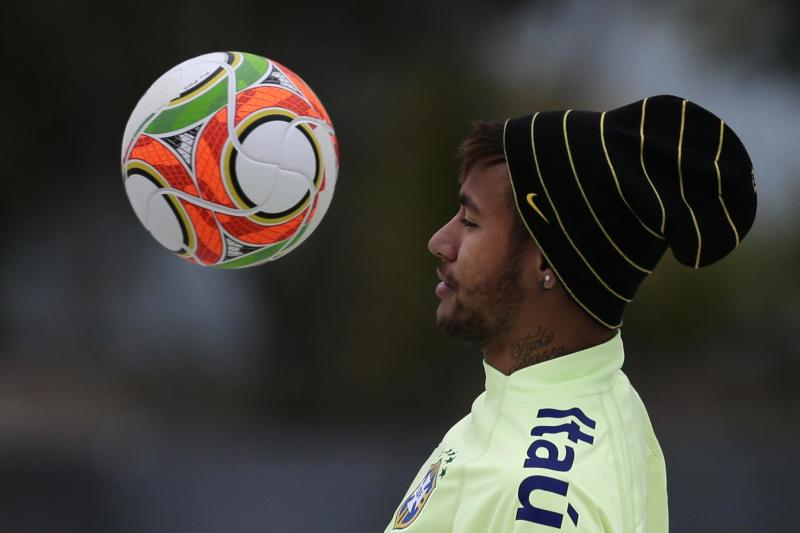 At home, Brazil clear favorite to win Group A
