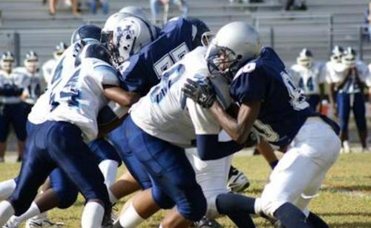 Magruder topped Walter Johnson 4-2 but didn't record a first down in the second half — BeRecruited