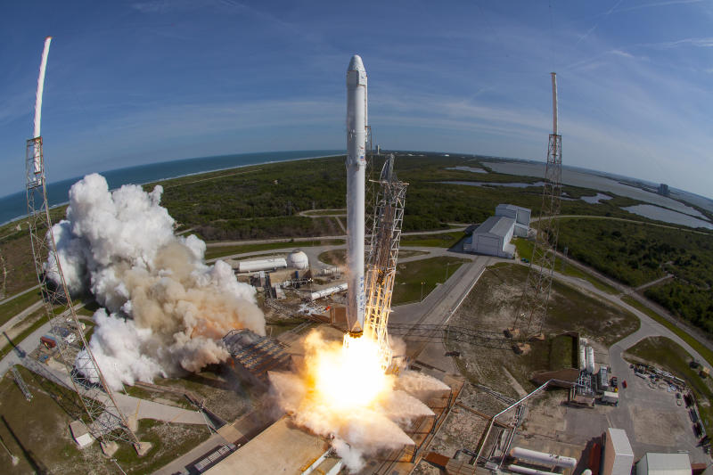 SpaceX success: Makes history with launch and landing of a used rocket