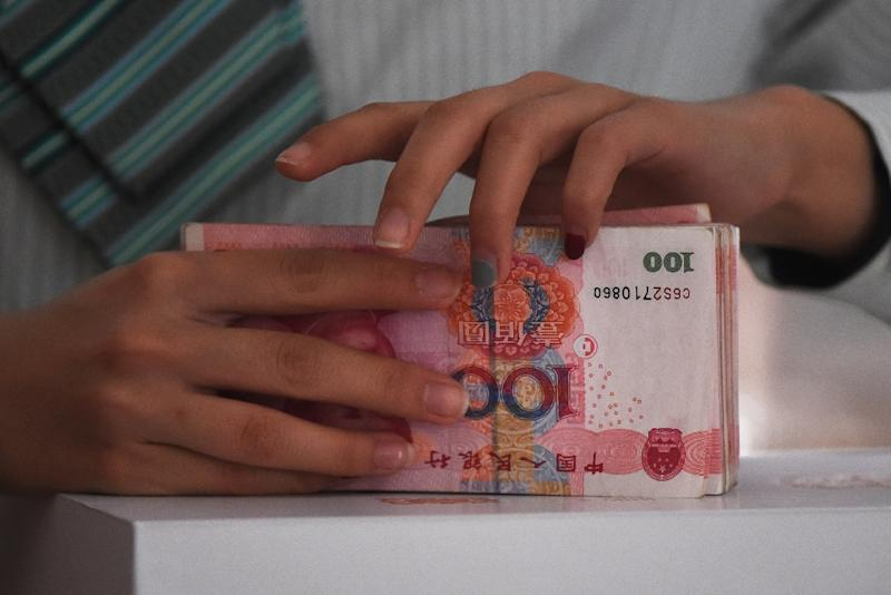 China Focus: Chinese yuan starts new year journey with big jump