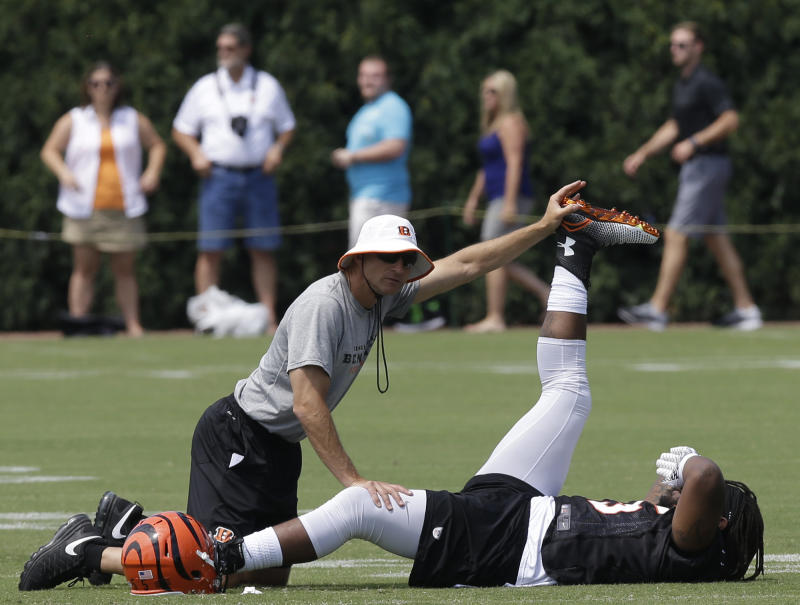 Burfict emerges as center of Bengals defense