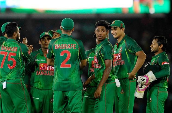 Bangladesh skipper suspended for slow over rate