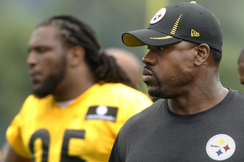 Pittsburgh Steelers assistant coach to plead guilty to disorderly conduct