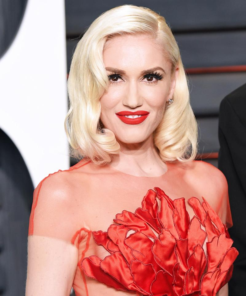 Gwen Stefani Is Ringing In 2017 as Revlon's Newest Face