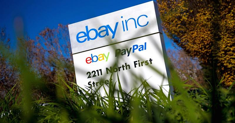 EBay may be spinning off PayPal: Report
