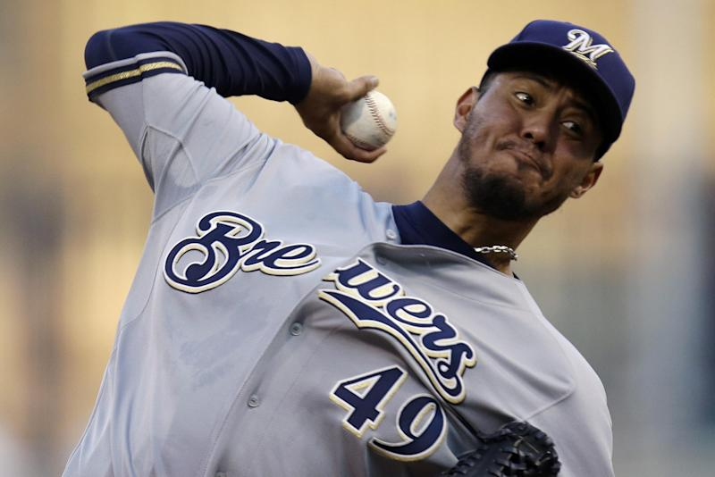 Gallardo, Ramirez lead Brewers past Pirates 4-0