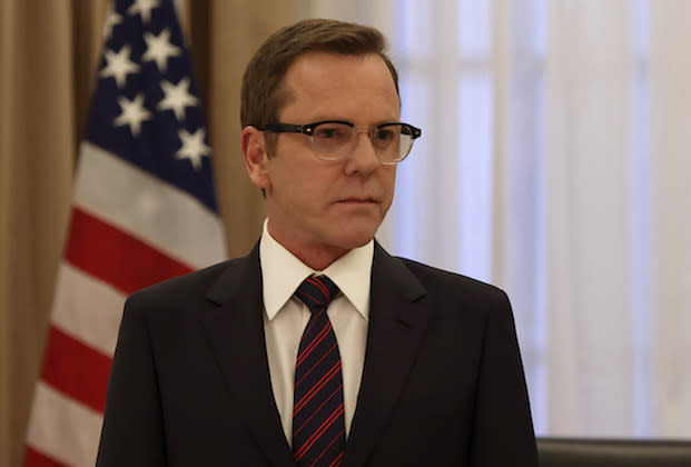 'Designated Survivor' Review: Kiefer Sutherland Is The President Now