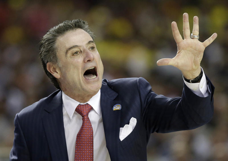 New book coming from Louisville's Rick Pitino