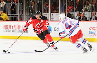 Patrik Elias has put up a lot of points on a team that's not known for its scoring prowess. (Getty)