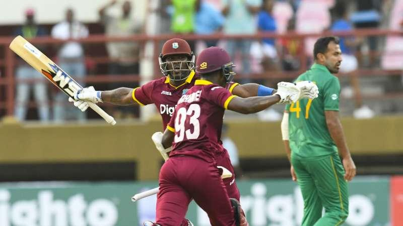 West Indies win toss, bowling first vs Pakistan in 1st ODI