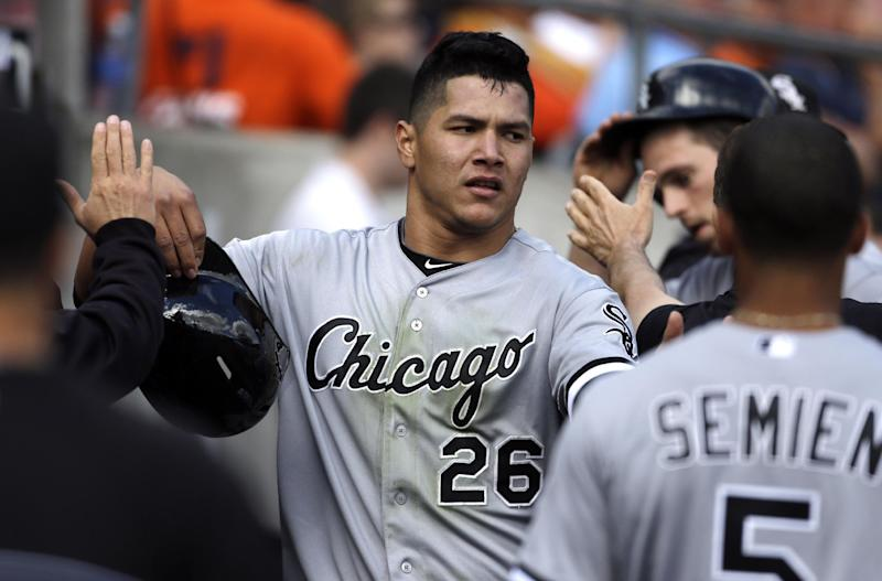 No clincher for Detroit: White Sox beat Tigers 6-3