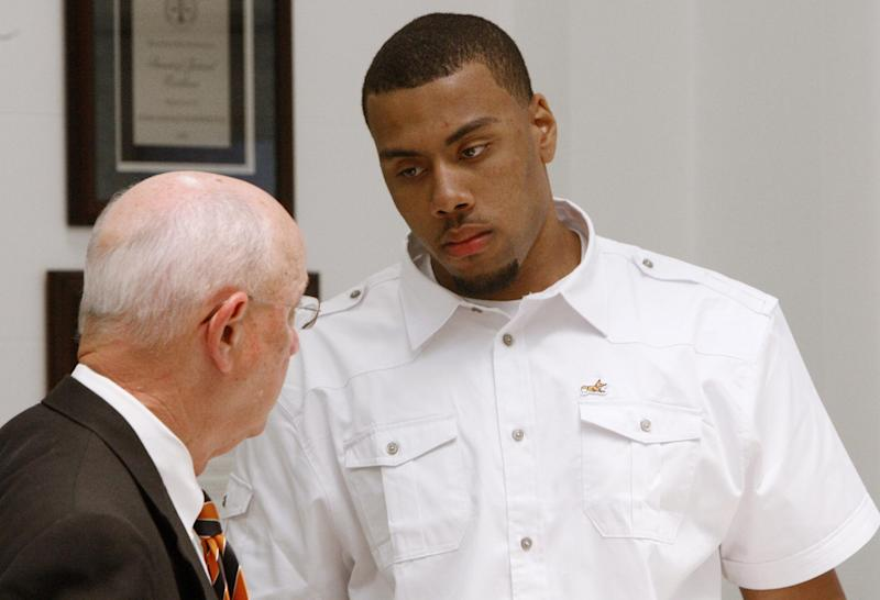 Ex-OK St player won't be retried in assault case