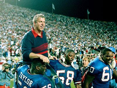 Coach Bill Parcells, Warren Sapp, Cris Carter, Jonathan Ogden and Larry Allen have been elected to the Pro Football Hall of Fame. The class of 2013 also includes a pair of senior selections, Curley Culp and Dave Robinson. (Feb. 2)
